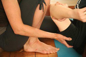 Weekly Yoga classes with Caroline Reid
